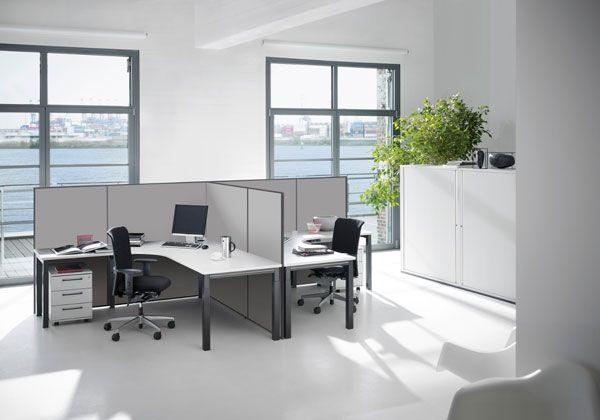 Raumakustik im Büro verbessern mit Akustiksystemen